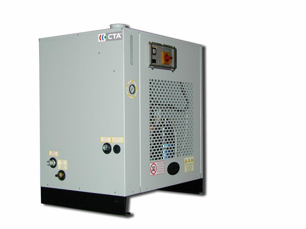 Groupes d'eau glacée à condensation par air – Micro – R407c – Compression Scroll