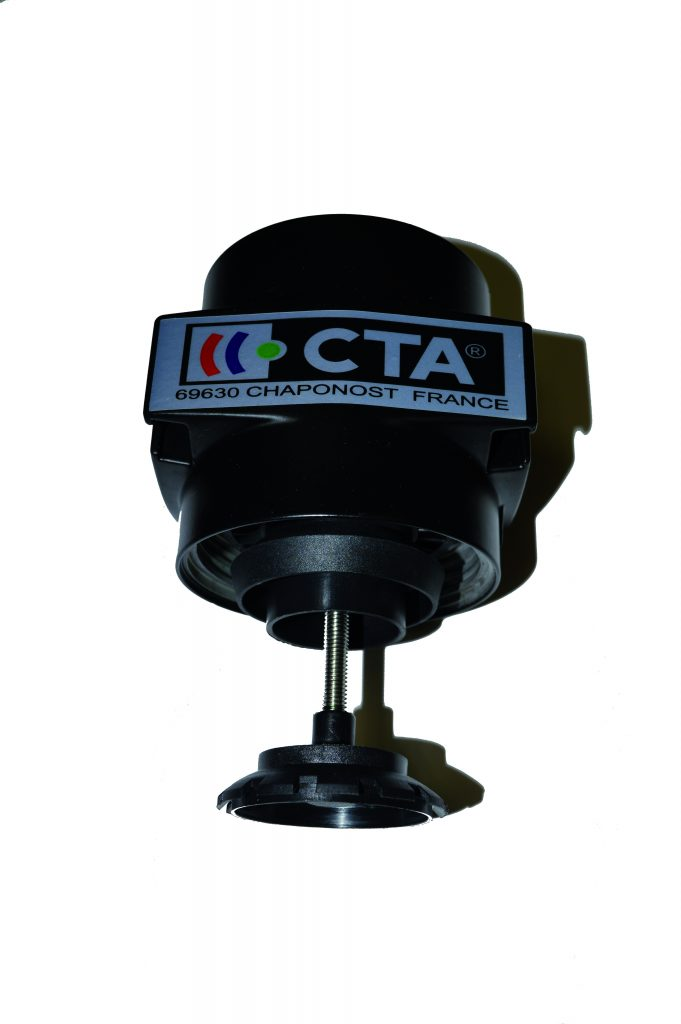 Filtres cycloniques pour le traitement de l'air comprimé à basse pression (<16 bar)